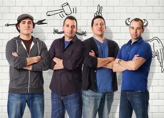 Impractical jokers updated the community photo