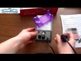 Видео Обзор Фрезер для маникюра и педикюра Lina Mersedes 20000 об.