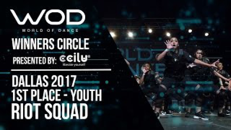 Riot Squad   1st Place - Youth Division   World of Dance Dallas 2017   WODDALLAS17