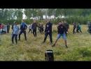 Танец 11 классов на День здоровья