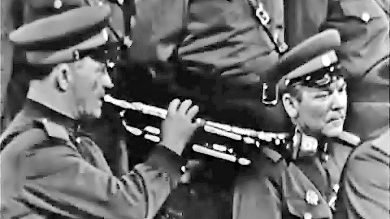 Soldiers, On the Road! - The Alexandrov Red Army Choir (1965)