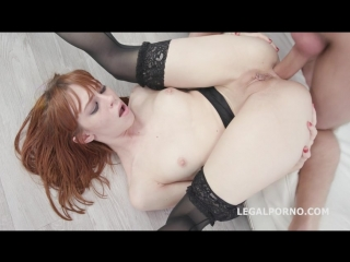 LegalPorno - Alexa Nova [ Hardcore, Double Anal, Pissing, Pee Drinking, Redhair, Rough Sex ]