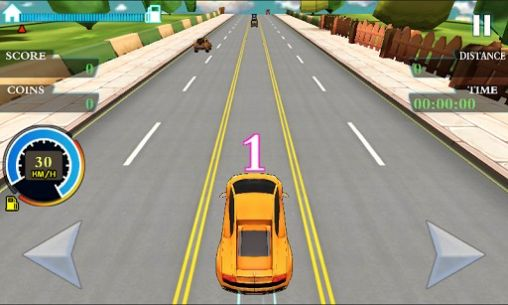 Скачать Rush rancing 2: The Best Racer для android