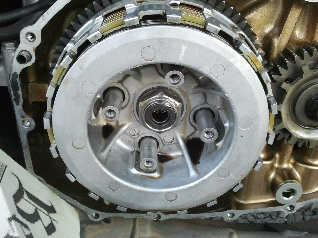 Устройство, сборкам и ремонт двигателя мотоцикла Минск