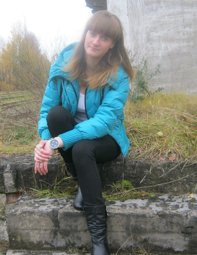 Настя Иванова, 9 августа , Окуловка, id158324255