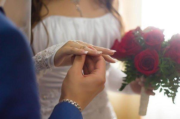 Приснилось что вышла замуж за любимого
