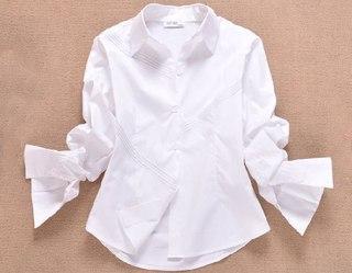 Купить Белую Блузку Для Офиса Большого Размера В Спб