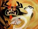 Заставка Samurai Jack Самурай Джек