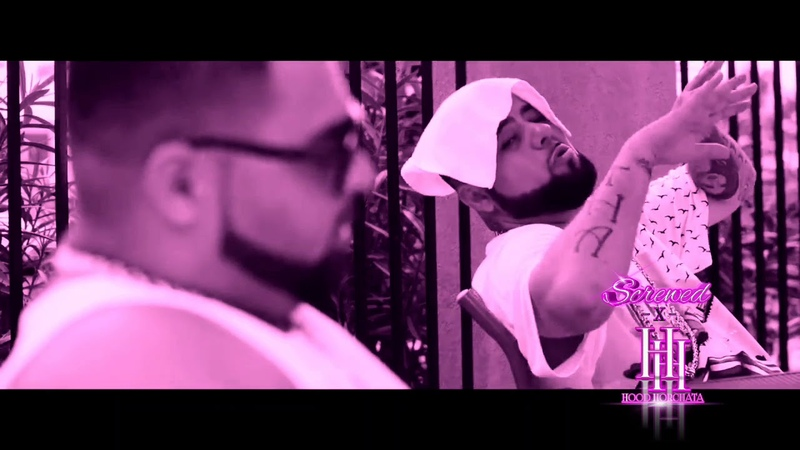 GET IT AND GO OFFICIAL MUSIC VIDEO (SEN MICROWAVE ROLLIE LEO LEAN) 2018((SCREWED))
