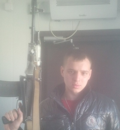 Николай Кондрашкин, 14 мая 1989, Кемерово, id147610028