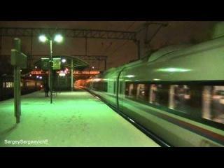 Поезд Velaro Rus Сапсан
