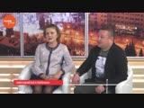 «Новогодний бал в ползунках»: Ирина Андреева, Марат Файрушин