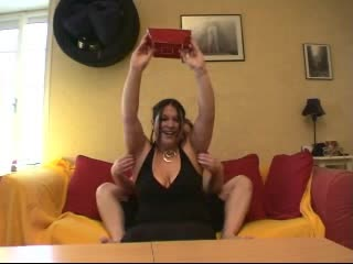 Morgane16 frenchtickling