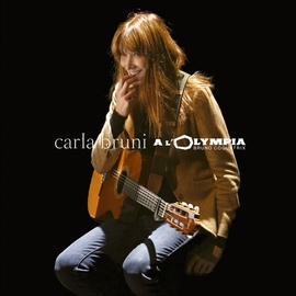 Carla Bruni альбом A l'Olympia