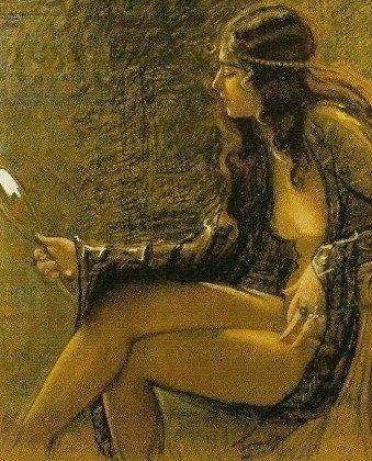 МИХРИ, ЧТО ЗНАЧИТ МИЛОСЕРДНАЯ Дочь знатного абхаза, она стала символом новой турецкой женщины. Богатая невеста, она предпочла и богатству, и брачным узам её величество живопись. Самая первая.