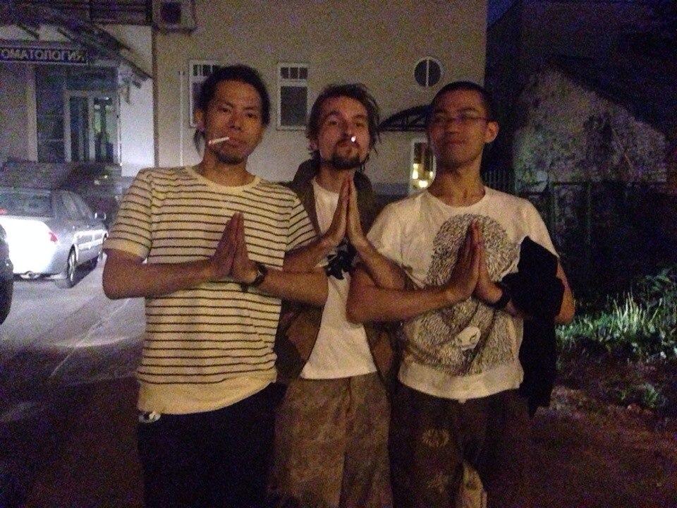 Японские гости