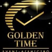 Логотип Event-агентство Golden Time