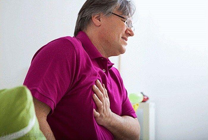 Что такое легочно сердечная болезнь?