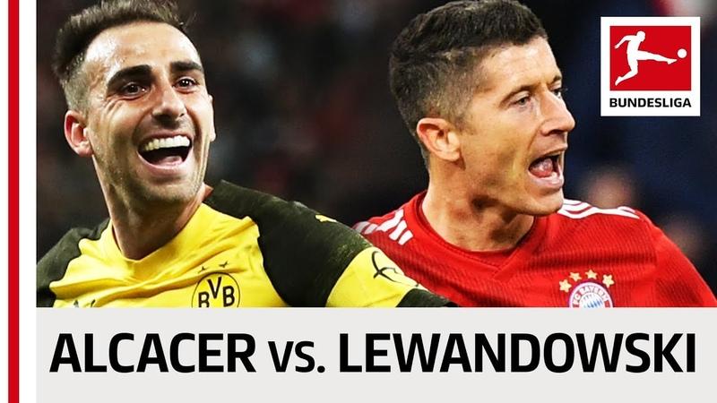 Алькасер vs Левандовски