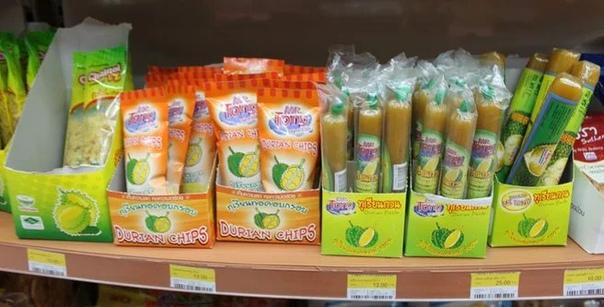 ФРУКТ ДУНИАН Родиной дуриана является Юго-Восточная Азия. Во многих азиатских странах его называют королём фруктов. Считается, что в Таиланде вырастает самый вкусный дуриан, поэтому на местных