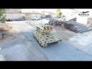 Сирия- «Танковый спецназ» получил «ракетного монстра» на базе Т-72