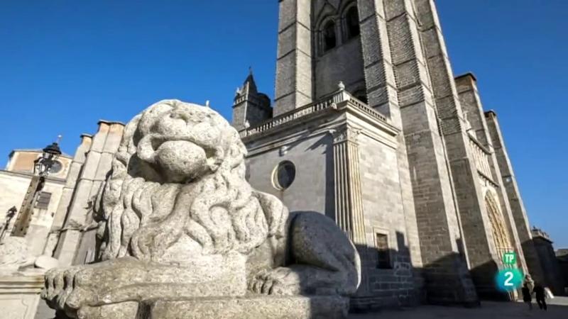 Ciudades españolas Patrimonio de la Humanidad: Avila TVE