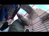 Нападение украинского десантника на ведущего Первого канала (1)