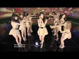 Girls' Generation (SNSD) - Diamond @ MBC Gayo (111231)