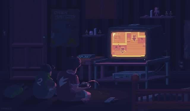 8-bit|Relaxing