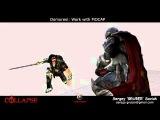 Sword fighting scene for COLLAPSE the game DIMK vs SASH