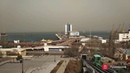 Одессу накрыла пыльная буря