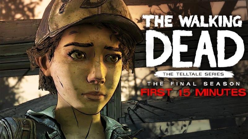 The Walking Dead - The Final Season | FIRST FIFTEEN MINUTES