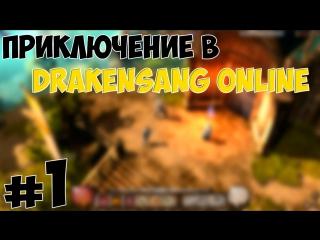 Приключение в Drakensang Online #1 - Знакомство с игрой