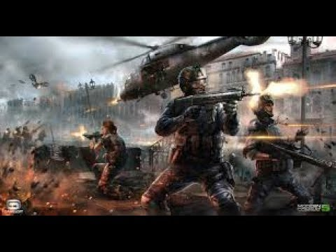 Modern combat 5 end spec ops 2,3,4,5and6 and End of mission of 5