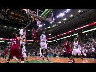 Lebron James 45 points vs Celtics full highlights (2012 NBA Playoffs ECF GM6)