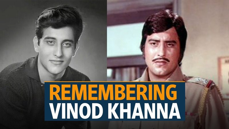 Vinod Khanna, actor and politician, dies at 70