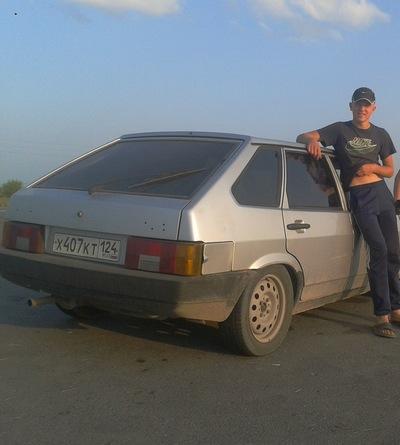 Николай Потехин, 8 декабря 1993, Красноярск, id39388259