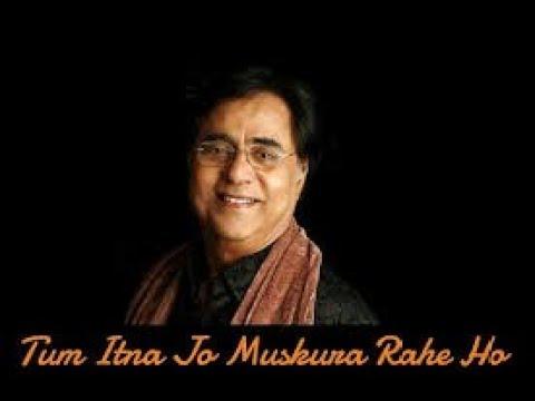 Tum itana jo muskura rahe ho - Unplugged -- Jagjit Singh - Arth - Kaifi Aazami - Instrumental