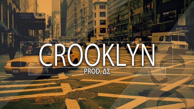 Dope Classic Old School Hip Hop Beat Notorious B.I.G. Type Rap Instrumental ~Crooklyn~ ( Prod. ΔΣ )