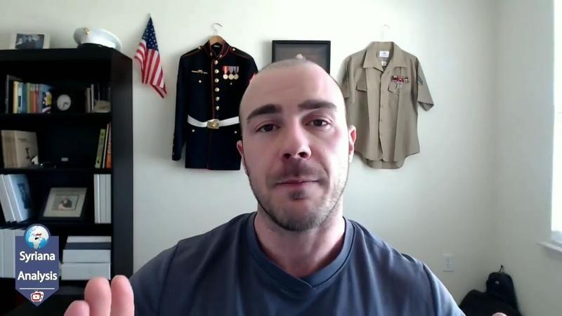 Ветеран Корпуса морской пехоты США об авиаударах США по Сирии в 2017 году.