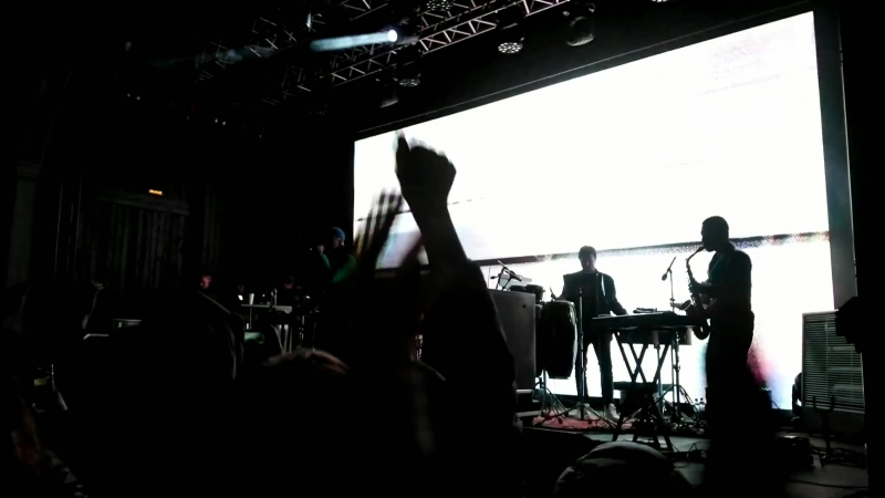Tesla boy - New Holland Island Live