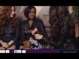 Mutya Keisha Siobhan (MKS) Interview, Dublin on Xpose