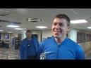 Денис Корев ( Мурман ) о Кубке России по хоккею с мячом