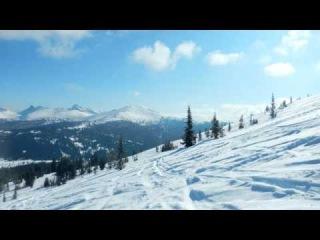 Снегоход Ергаки 2012 HD slideshow