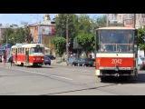 Новый ижевский трамвай Tatra T3K