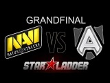 Na`Vi vs Alliance, Game 4, Starladder GRANDFINAL, 19.01.2014