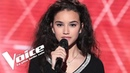 Yves Montand Les feuilles mortes Lilya The Voice France 2018 Blind Audition