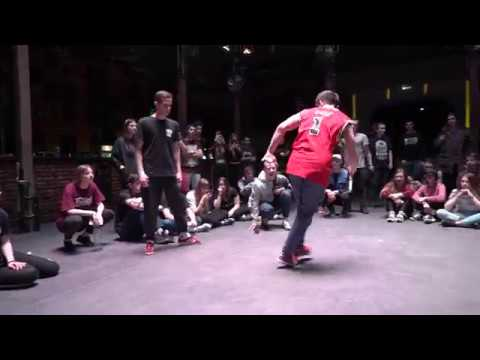 ТанцАрена AllStyles Dorohov vs Katash