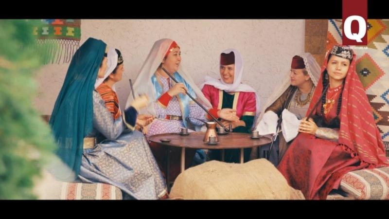 70% реквизита сказки «Хыдыр-деде» – подлинные предметы старины