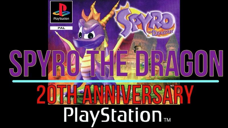 01 - Мегадром Агента Z - Spyro the Dragon (4 канал , осень 1998 год) HD